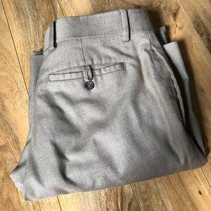Banana Republic Tan Dress Slacks-Size 30/32